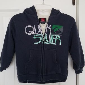 Quiksilver hoodie, sz 2T